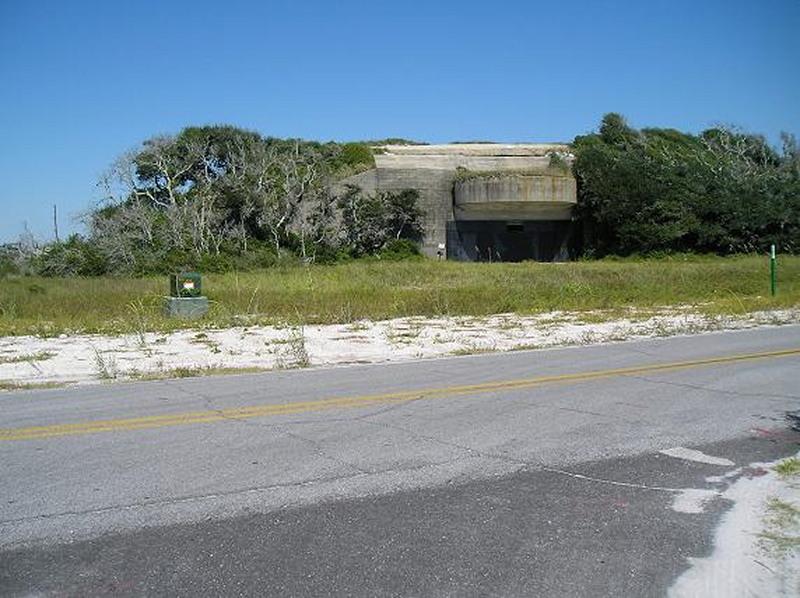 Fort Pickens Bunker