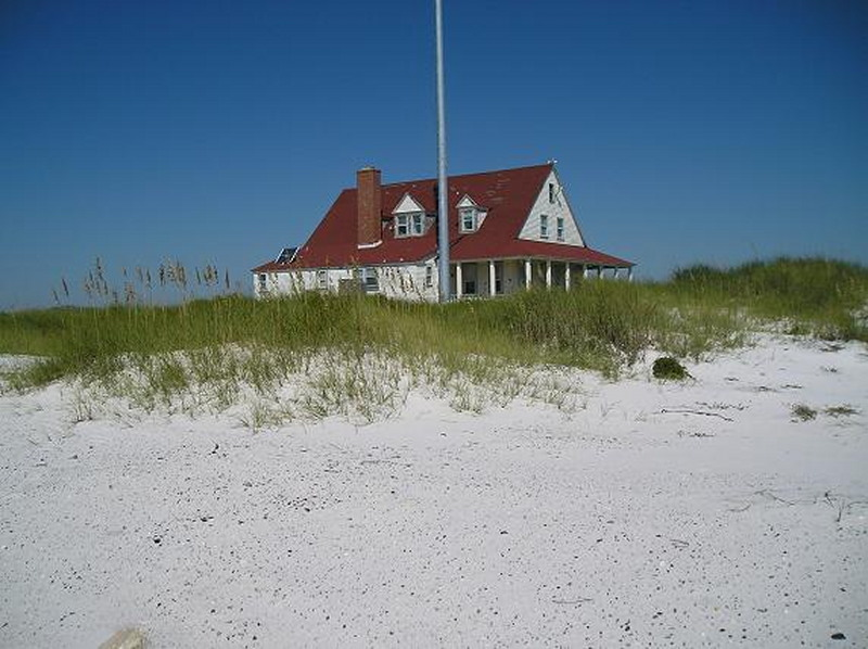 Fort Pickens - Camping Registration