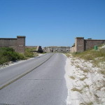 Fort Pickens - Entrance