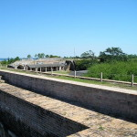 Fort Pickens - Parapet