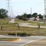 Serpentine portion of Progress Energy Trail