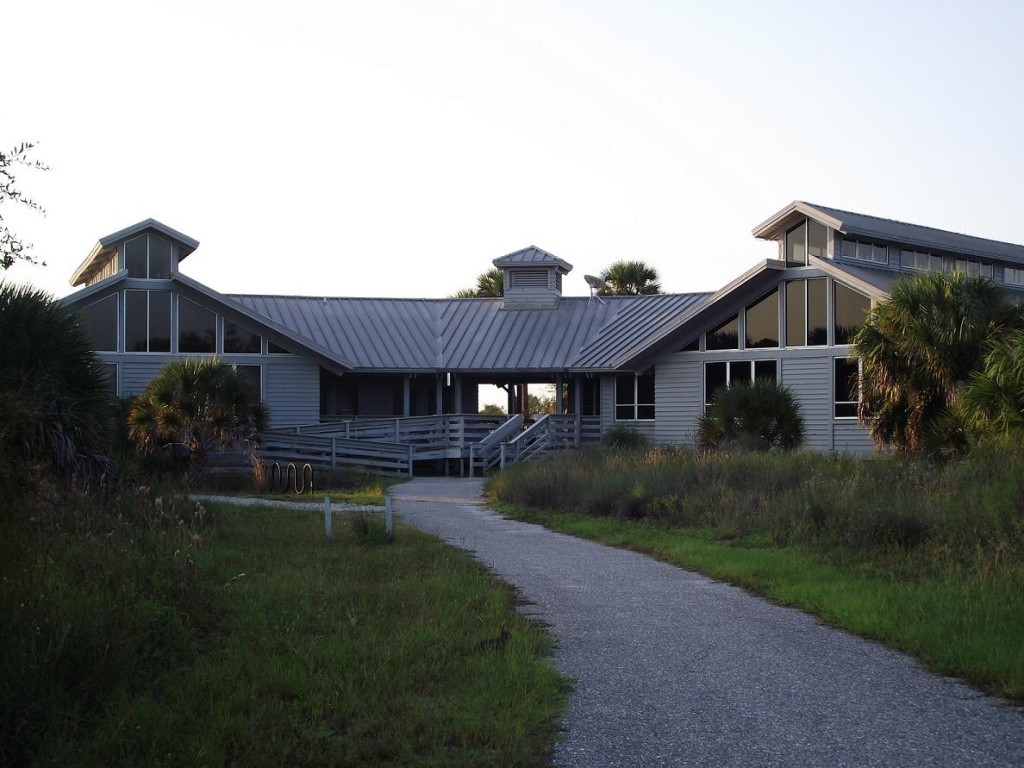 Venetian Waterway Park - Shamrock Nature Center