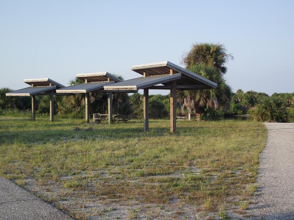 Venetian Waterway Park - Shamrock Nature Center Park Pavilions
