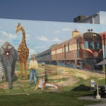 Venetian Waterway Park - Wall Mural
