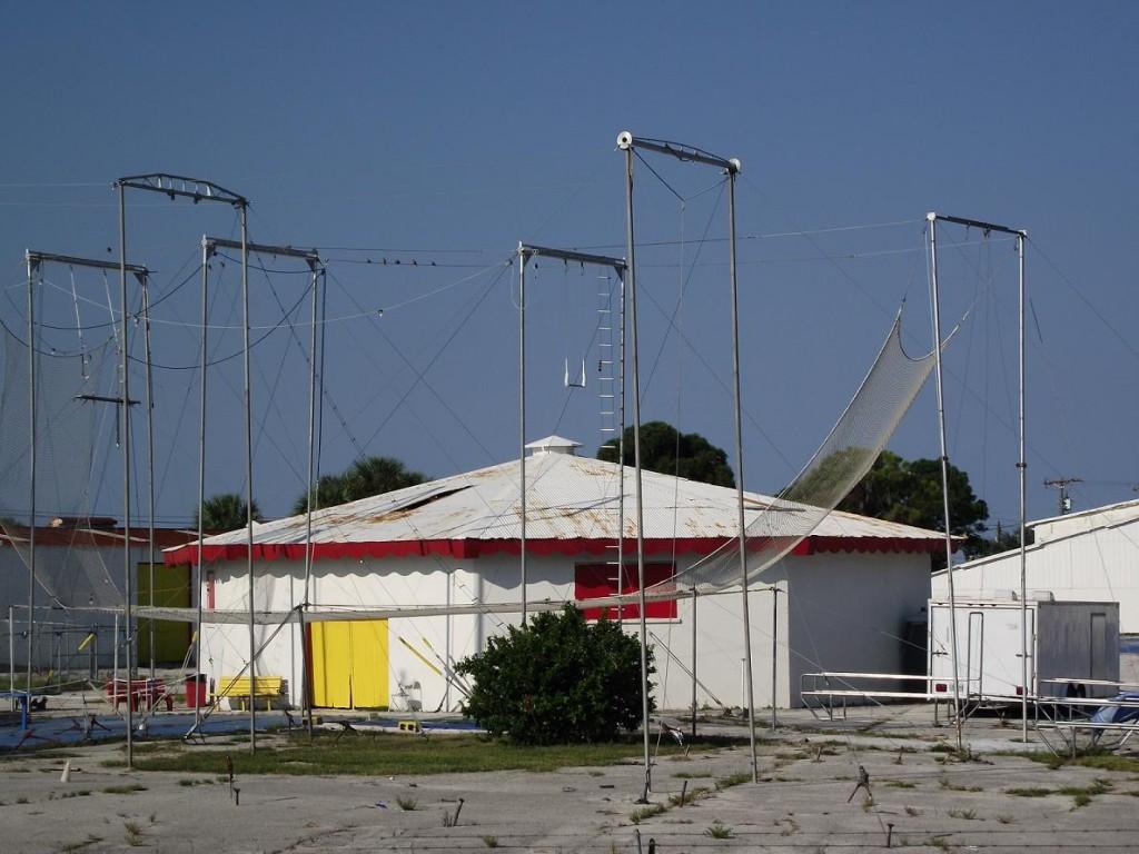 Venetian Waterway Park - Circus Arena