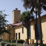 Venetian Waterway Park - Venice Train Depot