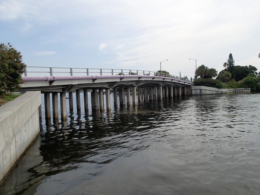 Shore Acres Bridge