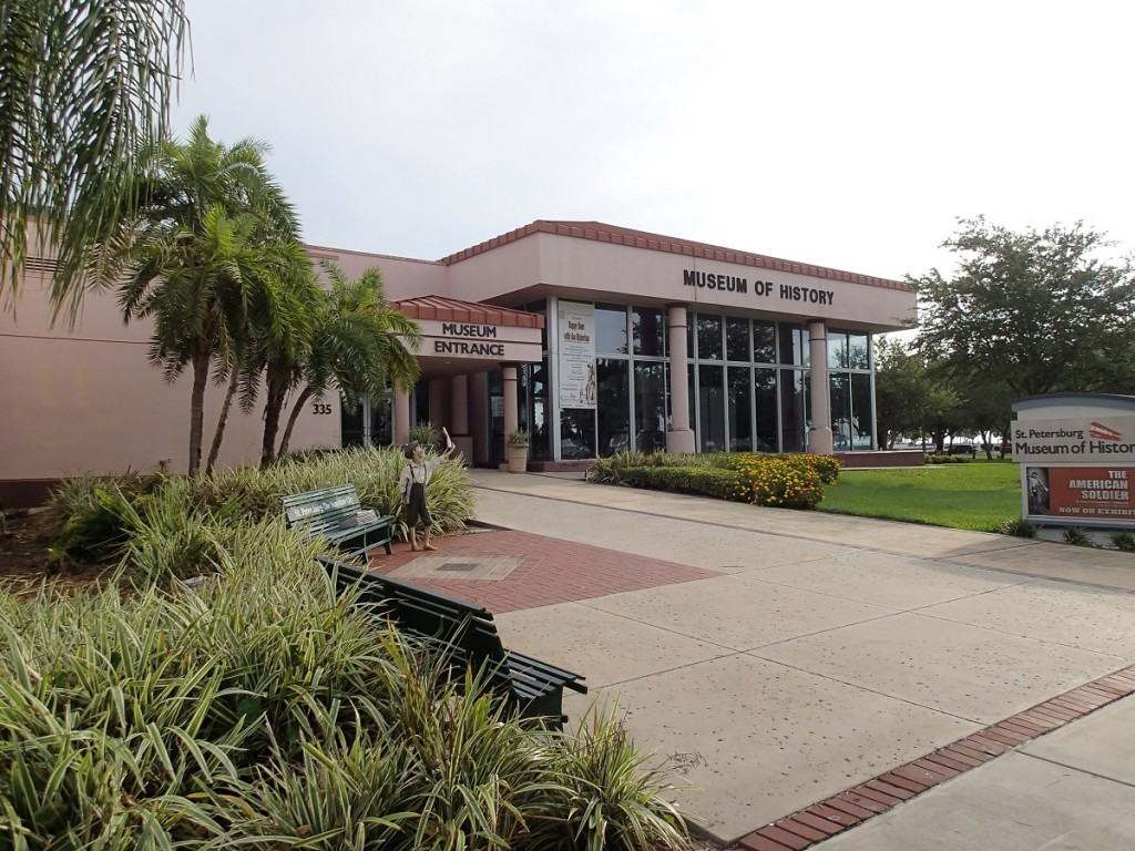 North Bay Trail - St. Petersburg Museum of History