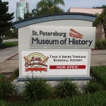 North Bay Trail - St. Petersburg Museum of History Sign
