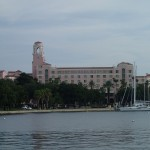 North Bay Trail - St. Petersburg waterfront & Vinoy Hotel