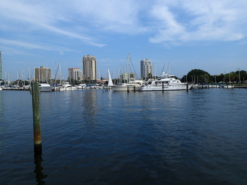 North Bay Trail - St. Petersburg Vinoy Yacht Basin