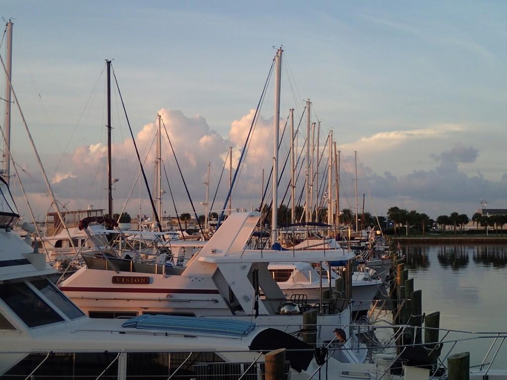 North Bay Trail - Yacht Basin