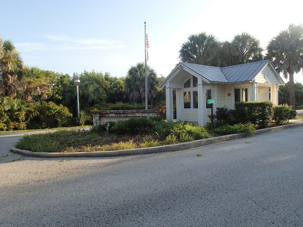 North Bay Trail - Weedon Island Ranger Station