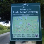 Little Econ Greenway - Trail Map
