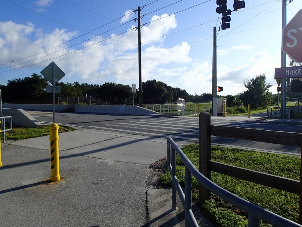Little Econ Trail - Harrell Road Crossing