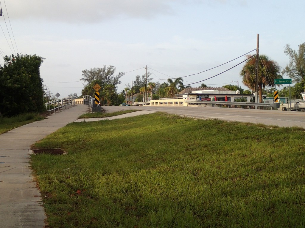 Southern Terminus at St. James City