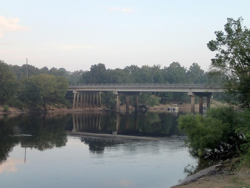 U. S. Highway 27 Bridge at Branford, Florida