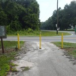 Suwannee River Greenway - Northern terminus