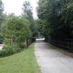 Suwannee River Greenway - General Trail Shot