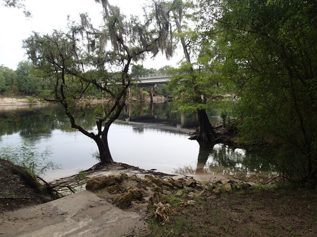 Suwannee River Greenway - U. S. Highway 27 Bridge