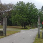 Withlacoochee State Trail - Citrus Springs Boulevard Crossing