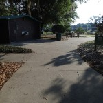 Withlacoochee State Trail - Hernando Trailhead Facilities
