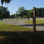 Withlacoochee State Trail - Intersection with Highway 486
