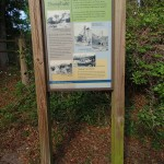 Withlacoochee State Trail - Phosphate Mining Sign
