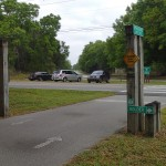 Withlacoochee State Trail - Holder Trailhead
