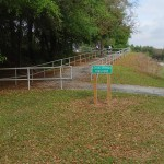 Withlacoochee State Trail - Citrus Springs Trailhead Ramp