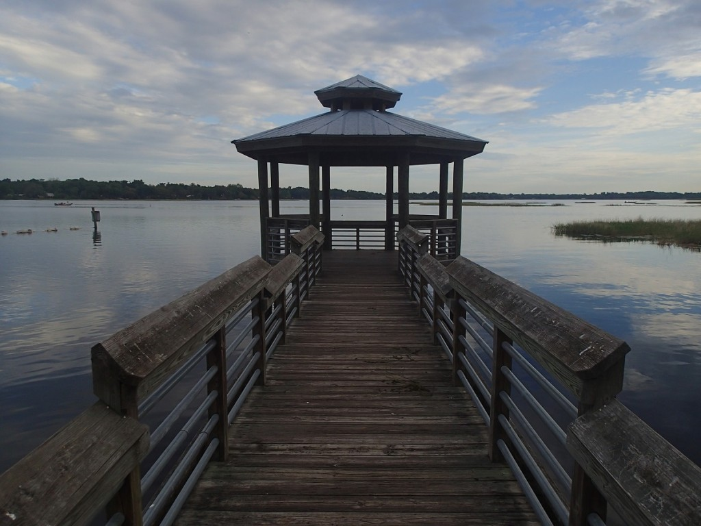 Withlacoochee State Trail - Hernando Sunrise