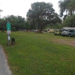 Withlacoochee State Trail - Hernando Trail Parking