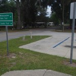 Withlacoochee State Trail - Hernando Trailhead Parking