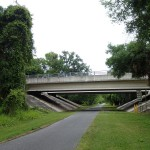 Withlacoochee State Trail - Highway 44 Underpass