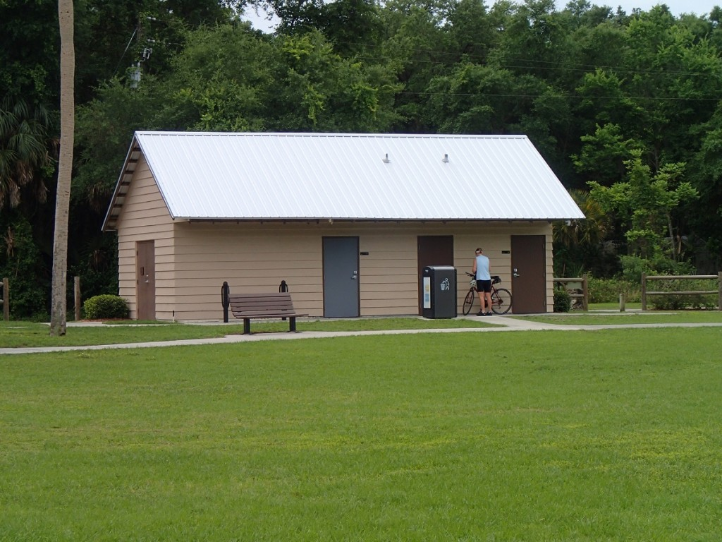 Withlacoochee State Trail - Wallace Brooks Park Facilities