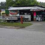 Withlacoochee State Trail - Aunt Martha's Produce