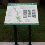 Withlacoochee State Trail - Trail Map