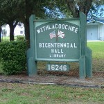 Withlacoochee State Trail - Bicentennial Hall Library at Istachatta