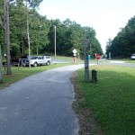 Withlacoochee State Trail - Croom Road Trailhead