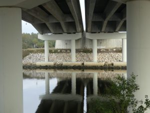 Withlacoochee Bay Trail -Underpass
