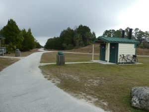 Withlacoochee Bay Trail - Midpoint South Facilities