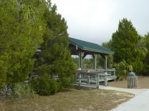 Withlacoochee Bay Trail - Midpoint South Shelter