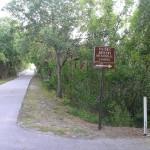 Andrews Memorial Chapel Sign