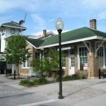 Dunedin Train Depot