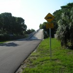 Pinellas Trail - Overpass