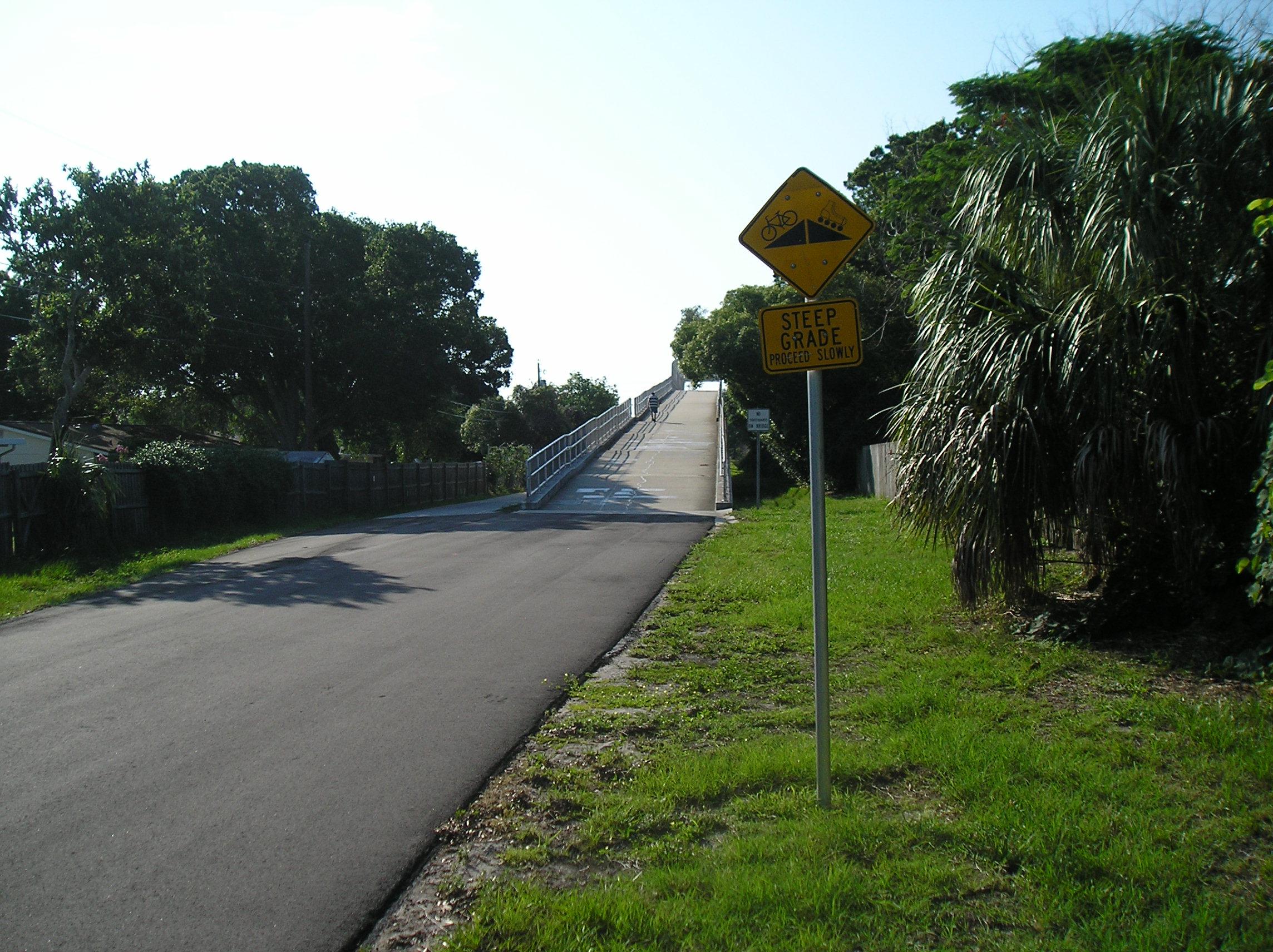 Pinellas Trail – Mile Marker 7 to 17.5 – St. Petersburg, Largo, Seminole, Pinellas County, Florida