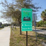 Skyway Trail Extension - Intersection