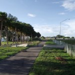 Skyway Trail - South end of Bike Only