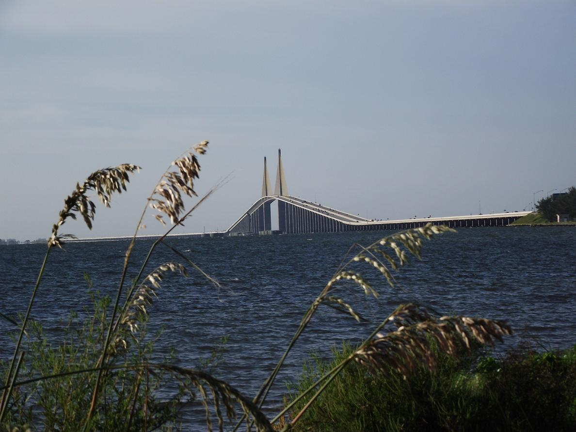 Skyway Trail – Maximo Park to North Skyway Fishing Pier, St. Petersburg, Pinellas County, Florida