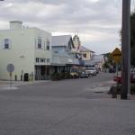 Boca Grande Bike Path - View along East Railroad Avenue